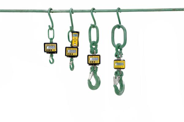 Digital Crane Weighers