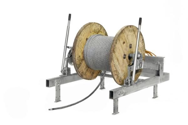 Electrical reel drive Electrical reel drive Electrical reel drive 1