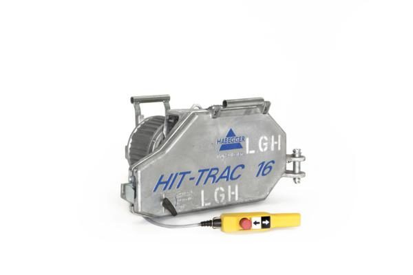 Electrical wire rope hoists 1