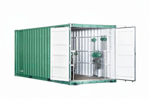 Equipment Container