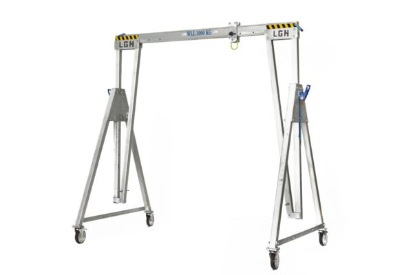 Aluminium/Steel Gantries