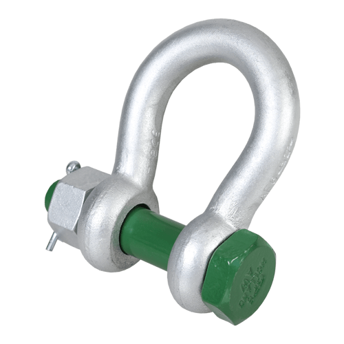 GreenPin bow shackle