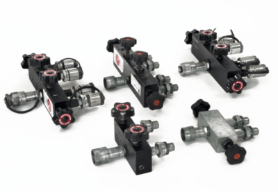 Distributeurs hydrauliques Manifold
