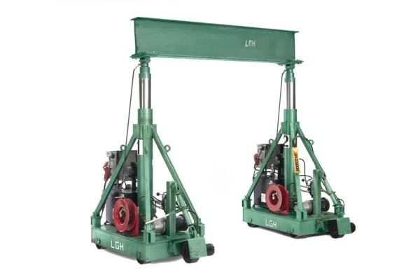 Hydraulic jacking systems 2