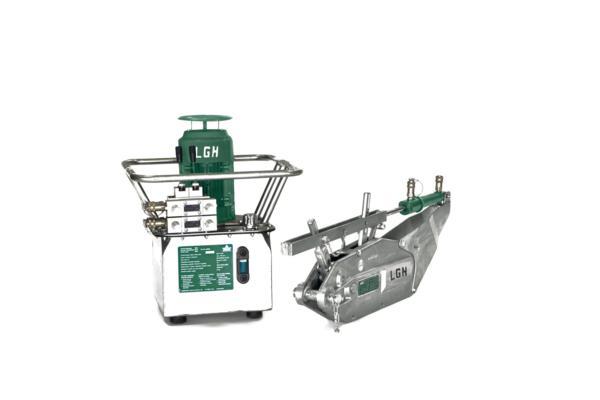Hydraulische staaldraadtakel - TU16-32 Tractel Manual