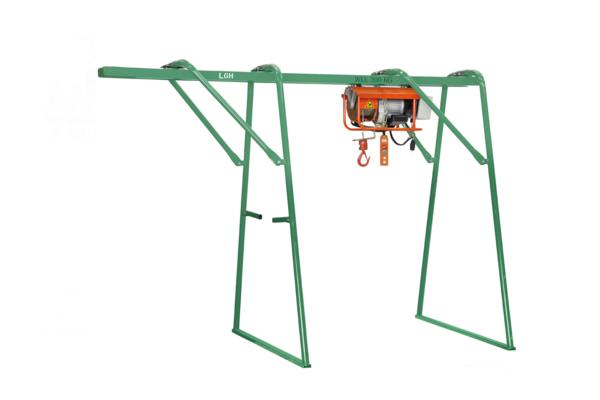 Roofing hoists