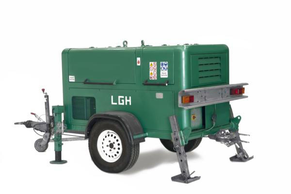 Trailer Winch - Datasheet - English