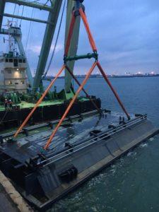 Zeebrugge Sluisdeur5