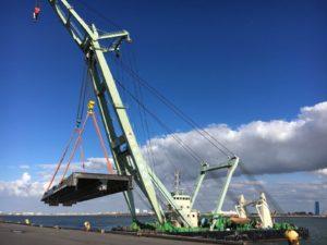 Zeebrugge Sluisdeur7