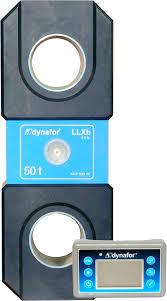 Digitala Dragkraftmätare LLX - Tractel Manual