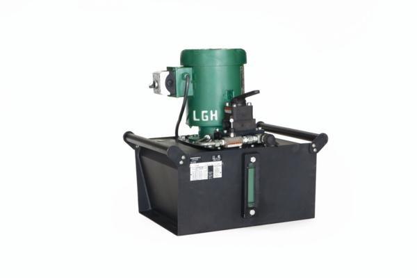 Hydraulic Pump - Enerpac Manual